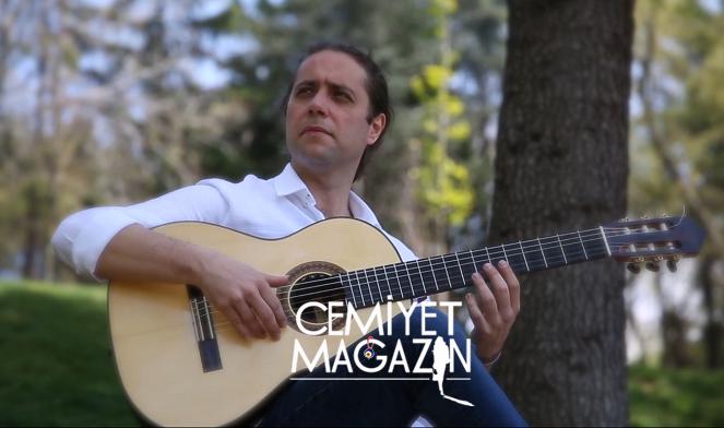 Doruk Okuyucu'nun solo albümü müzik severlerle buluştu